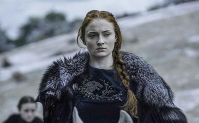 Sansa bude v 7. sérii Game of Thrones silnou osobností ochotnou pomstít se všem, kteří jí ublížili