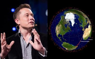 Satelitný internet Starlink Elona Muska si už môžeš objednať aj na Slovensku