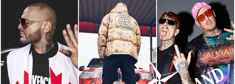 Šatník za viac ako 100 000 €. Ktorý slovenský raper míňa na oblečenie najviac peňazí?