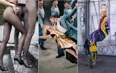 Šaty v kanálu, Americké psycho od Prada nebo muzikál od Gucci. Toto je 10 nejlepších videokampaní aktuální sezóny