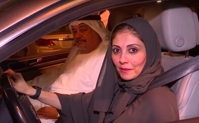 Ženy zo Saudskej Arábie si po prvýkrát v histórii sadli za volant