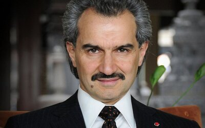 Saudskoarabský princ rozdá celý majetok charitám. 32 miliárd dolárov, súkromné lietadlá či investície v známych spoločnostiach