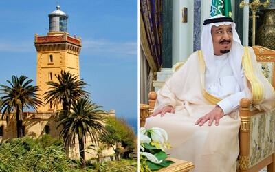 Saúdský král utratil za měsíční dovolenou 100 milionů dolarů. Vzal si s sebou i 1000 různých pracovníků