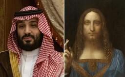 Saudský princ kúpil falošný obraz od Leonarda da Vinciho za 450 miliónov. Nútil vraj Louvre, nech ho vystavia s Mona Lisou