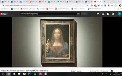 Saudský princ skrýva na jachte Da Vinciho obraz za 450 miliónov dolárov. Odkedy bol kúpený, nikto nevedel, kam zmizol