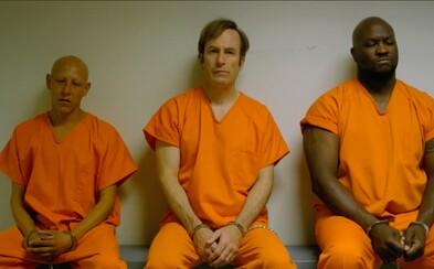 Saul Goodman platí za svoje nekalé praktiky slobodou a život mu sťažuje aj chladnokrvný Gus Fring