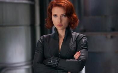 Scarlett Johansson dostane za Black Widow 15 milionů dolarů, stejně jako Thor či Captain America za Infinity War