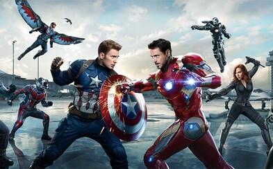 Scarlett Johansson na pľaci Avengers: Infinity War občas netuší, kto je postavou a kto členom štábu. V jednej scéne sa objavuje vyše 30 hrdinov
