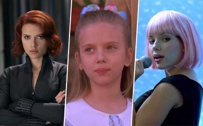 Scarlett Johansson: Od detských snov až po životné roly všetrannej herečky a boj proti kontroverzii