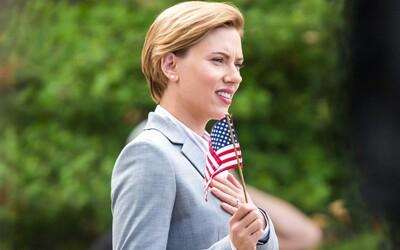 Scarlett Johansson s kamarádkami nešťastně zabijí striptéra v nadcházející Rkové komedii