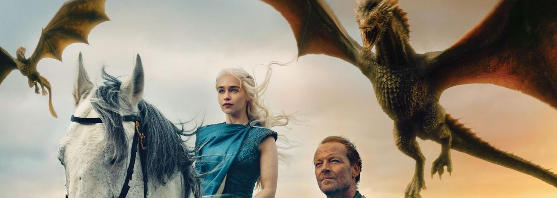 Scénář pro 8. sérii Game of Thrones je dokončen. Datum její premiéry však zatím neznají ani v HBO