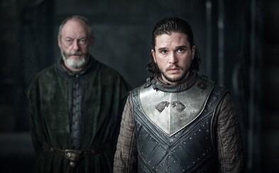 Scenár pre 8. sériu Game of Thrones je už dokončený, dátum jej premiéry však zatiaľ nepoznajú ani v HBO