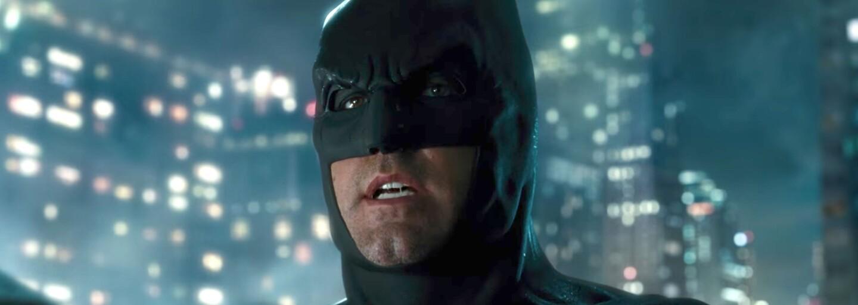 Scenár pre sólovku Batmana je hotový. Nakrúcať by sa mohlo začať už tento rok