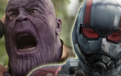 Scenárista Avengers: Endgame vysvětluje, proč by Ant-Man v Thanosově zadku nevydržel a zemřel by