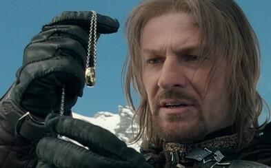 Scenárista Game of Thrones napíše seriálového Pána prsteňov