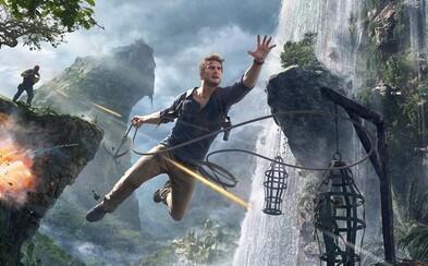 Scenárista pre filmový Uncharted chce zachovať dušu série. Koho si predstavuje ako hlavnú postavu?
