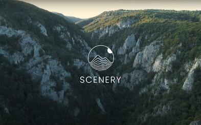 Scenery #5: Unikátny pohľad na vrchol Zádielskej Tiesňavy za sprievodu  slovenskej elektronickej kapely Isobutane