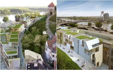 Schátrané uličky pod Bratislavským hradom čaká rekonštrukcia. Historická Vydrica dostane moderný nádych