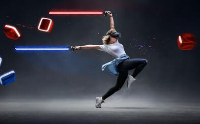 Zhubni doma díky videohrám. Pohybové a rytmické hry ve virtuální realitě pro PlayStation ti propotí tričko do poslední nitky