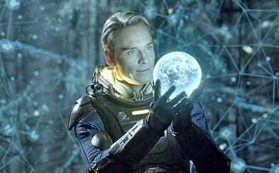 Scottov mysteriózny Alien: Covenant nám predstaví rovno dve verzie syntetického androida hraného Michaelom Fassbenderom