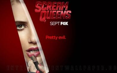 Scream Queens od tvorcov American Horror Story je tu s prvým trailerom
