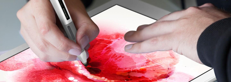 Scribble je tužka, která umí psát jakoukoliv barvou. Stačí ji naskenovat