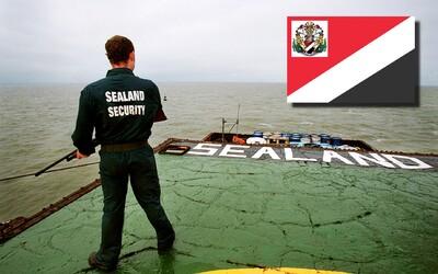 Sealand: Země s jedním obyvatelem, která má dokonce i vlastní fotbalovou reprezentaci
