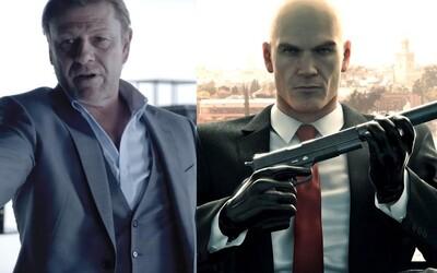 Sean Bean bude v hre Hitman 2... a budete ho musieť zabiť