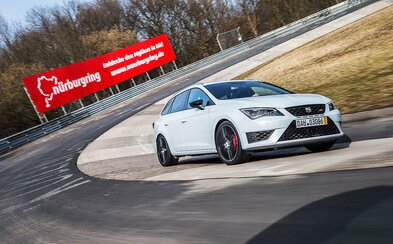 Seat Leon Cupra ST je najrýchlejšie kombi na Nürburgringu, porazilo aj M5 Touring či RS6 Avant!