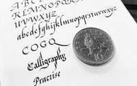 Seb Lester premenil písmo na umenie a môže sa pochváliť jedným z najkrajších rukopisov