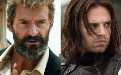Sebastian Stan: Hugh Jackman mi povedal, že rozmýšľa o návrate do roly Wolverina. Chce snáď roztrhať Hulka na kusy v spoločnom filme?