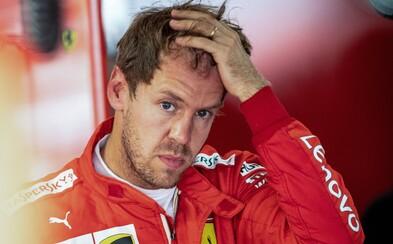 Sebastian Vettel odchádza z Ferrari po sezóne 2020