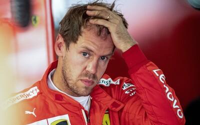 Sebastian Vettel odchází z Ferrari po sezóně 2020