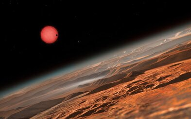 Sedem novoobjavených planét sa môže volať aj podľa teba. Internet však už stihol navrhnúť bizarné názvy