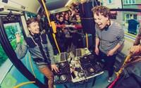 Sedmý ročník zlínského Busfestu rozjede party ve třech trolejbusech. Vystoupí IF, MC Gey nebo polští rockeři The Stubs