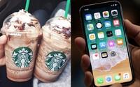 Šéf Apple tvrdí, že ak si každý deň dopraješ kávu v Starbucks, máš aj na nový iPhone X