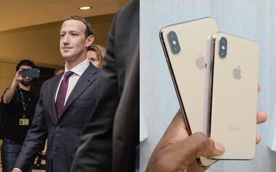 Šéf Applu zkritizoval Facebook, a tak Zuckerberg zaměstnancům nařídil, aby používali Android