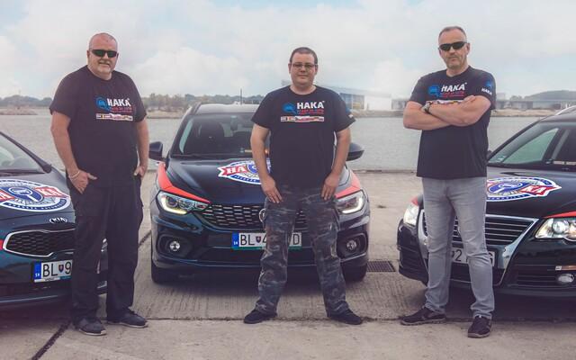 Šéf HAKA: Do 30 minút sme vedeli, kto v Bratislave podpálil autá (Rozhovor)