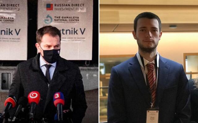 Šéf Infosecurity: Rusi zaklamali, že Sputnik už na Slovensku posúdili experti. Matovič nás posunul k Orbánovmu Maďarsku (Rozhovor)