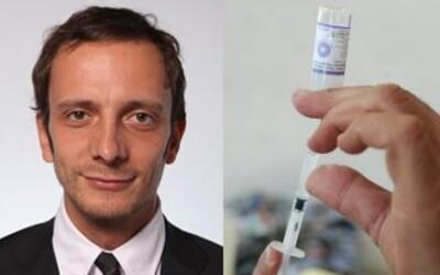 Šéf kampaně proti povinnému očkování se nakazil planými neštovicemi