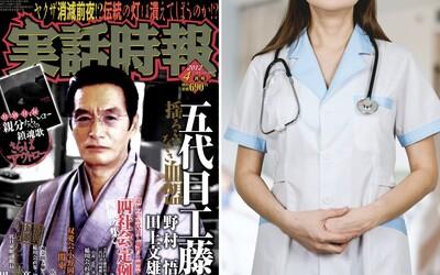 Šéf klanu jakuzy sa vraj pokúsil zabiť sestričku po neuspokojivom chirurgickom zákroku na zväčšenie penisu a odstránenie ochlpenia