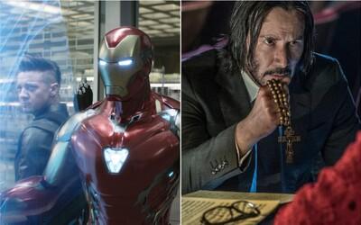 Šéf Marvelu Kevin Feige: Keanu Reevesovi voláme ohľadom takmer všetkých našich filmov
