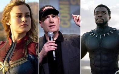 Šéf Marvelu takmer opustil štúdio. Disney mu nechcelo dovoliť točiť filmy o ženských a černošských hrdinoch