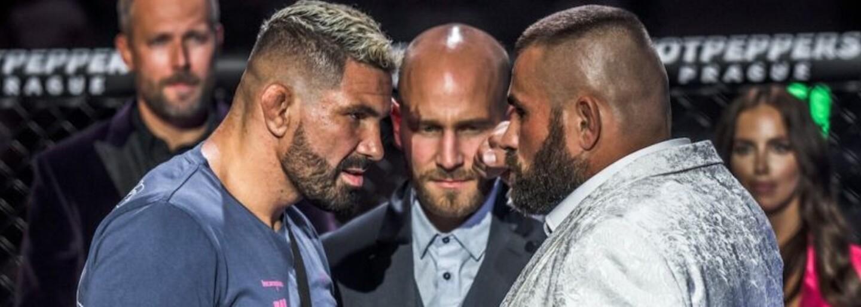Šéf Oktagonu MMA: Zápas Vémola vs. Ďatelinka bude plný emocí, Gábor Boráros se do důchodu rozhodně nechystá (Rozhovor)