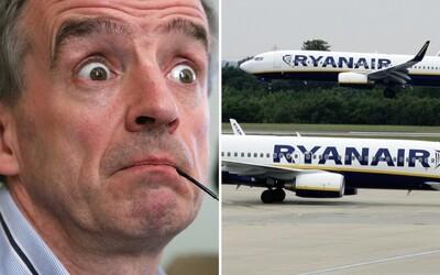 Šéf Ryanairu: Letiště by měla více kontrolovat muslimy, mohou to být bomboví atentátníci