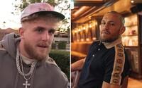 Šéf UFC se bojí, že z něj i Conora McGregora udělám šašky, hlásí Jake Paul. Ukázal potvrzení o 50 milionech