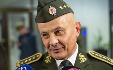 Šéf vojenského spravodajstva Balciar sa vzdal funkcie