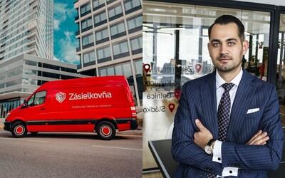 Šéf Zásielkovne: Začínal som so mzdou 1 000 eur a ojazdenou Škodou, ktorú sme si striedali so skladníkmi (Rozhovor)