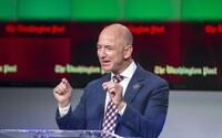 Šéfa Amazonu Jeffa Bezosa bude rozvod stáť desiatky miliárd dolárov. Z manželky spraví jednu z najbohatších žien