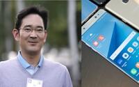 Šéfa Samsungu zatkli kvůli korupci. Jay Lee je aktuálně v cele se záchodem, umyvadlem a matrací na zemi